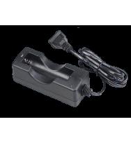 Зарядное устройство для аккумуляторов Li-Ion 18650 на один отсек