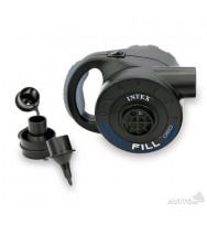 Насос электрический INTEX 66622 12/220В (с аккумулятором)