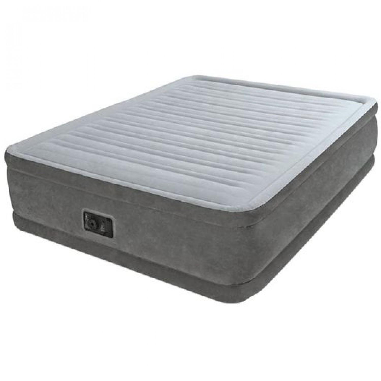 Покупка Надувная кровать INTEX 64418 Comfort-Plush High Rise 152х203х56см  в Минске Беларуси