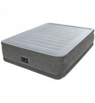 Надувная кровать INTEX 64414 Comfort-Plush High Rise 152х203х46см