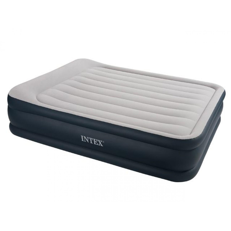Покупка Надувная кровать INTEX 67736 Deluxe Pillow Rest 152х203х48 см в Минске Беларуси