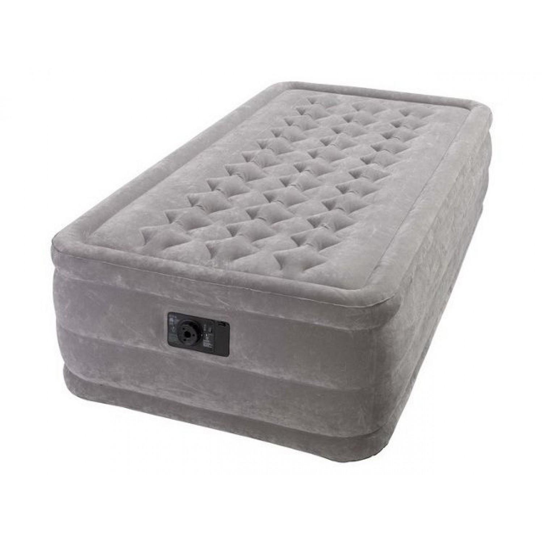 Покупка Надувная кровать INTEX 67952 Ultra Plush Bed 99x191x46 см  в Минске Беларуси