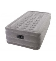 Надувная кровать INTEX 67952 Ultra Plush Bed 99x191x46 см