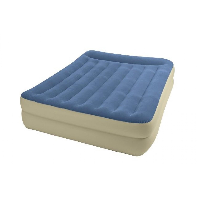 Покупка Надувная кровать INTEX 67714 Pillow Rest Raised Bed 152x203x47 см в Минске Беларуси