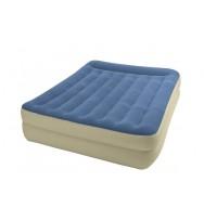 Надувная кровать INTEX 67714 Pillow Rest Raised Bed 152x203x47 см