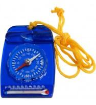 Компас со свистком и термометром