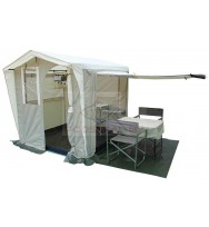 Палатка-Кухня МИТЕК Люкс 2x2м.