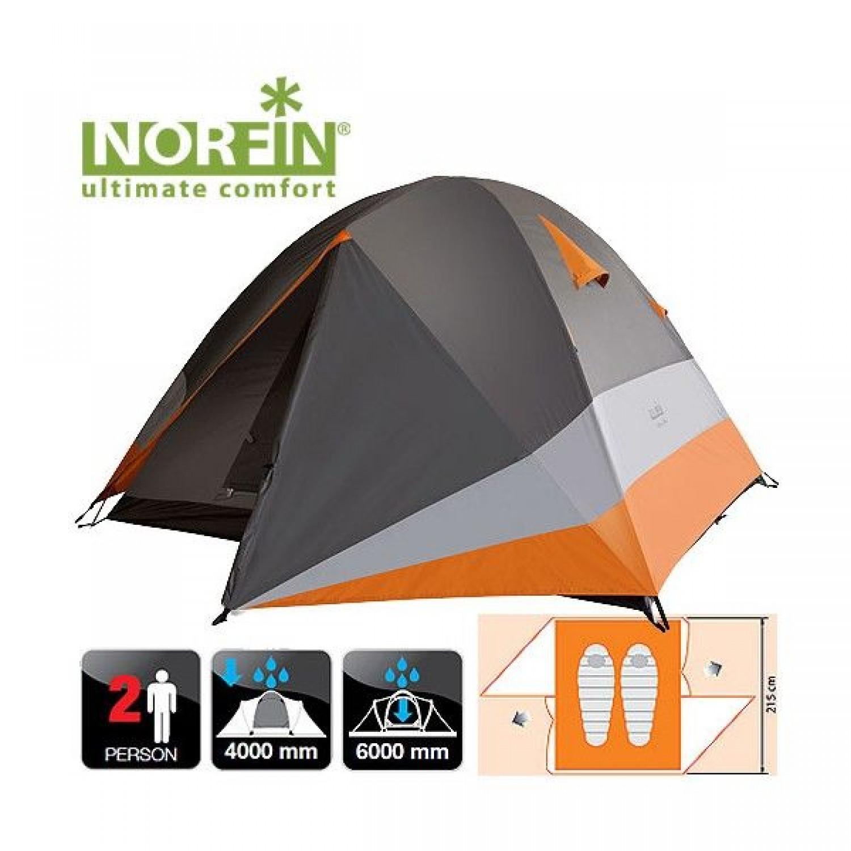 Покупка Палатка NORFIN Begna 2 Alu в Минске Беларуси