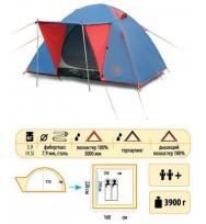 Палатка SOL Wonder 2+