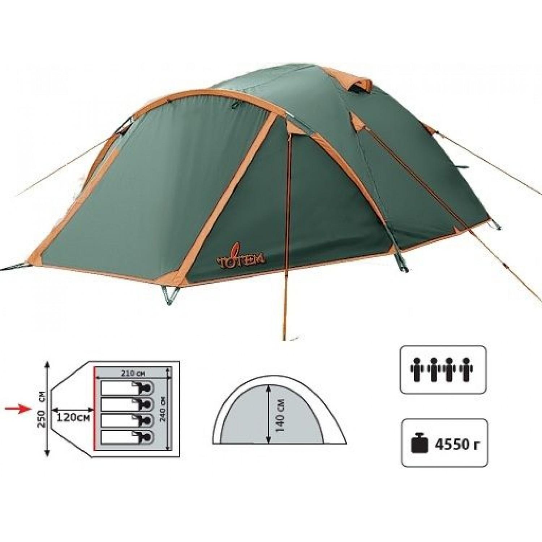 Покупка Палатка TOTEM Chinook  в Минске Беларуси