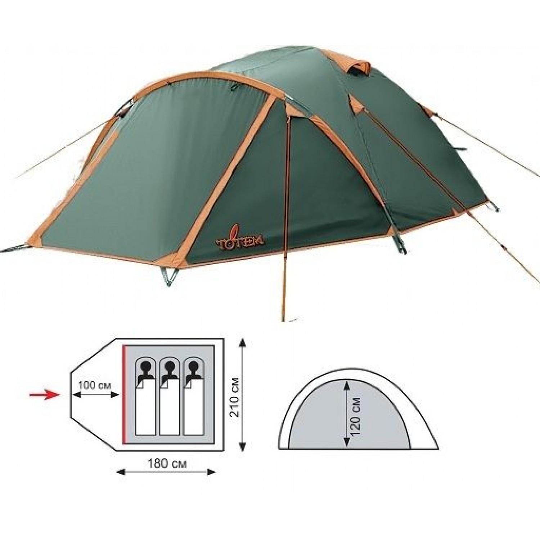Покупка Палатка TOTEM Indi в Минске Беларуси