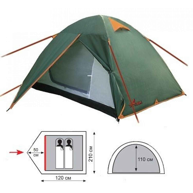 Покупка Палатка TOTEM Trek в Минске Беларуси