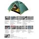 Купить Палатка TRAMP Scout 2 V2 -2