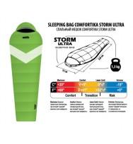 Спальник COMFORTIKA Storm Ultra