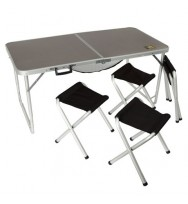 Стол с табуретками туристический TRAMP TRF-035