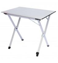 Стол складной алюминиевый TRAMP Roll-80 (80x60x70 см)