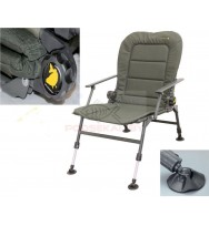 Кресло SPRO Strategy Recl Dewdrop Wide Seat+Armrest