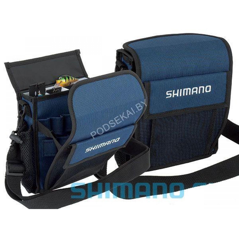 Покупка Сумка SHIMANO JIG AND LURE BAG size S в Минске Беларуси