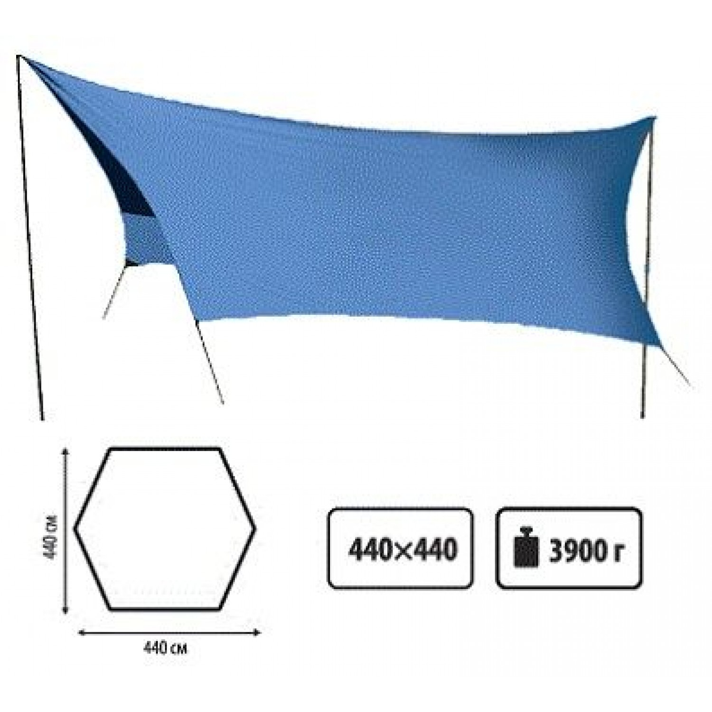 Покупка Тент SOL Tent Blue в Минске Беларуси