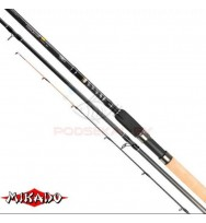 Фидер MIKADO Nihonto Medium Feeder 3,6м. 120 гр.