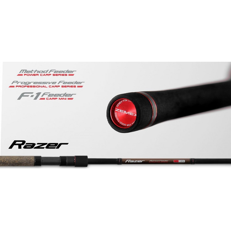 Покупка Фидер ZEMEX Razer Progressive Feeder 12ft 3.6м. 80гр. в Минске Беларуси