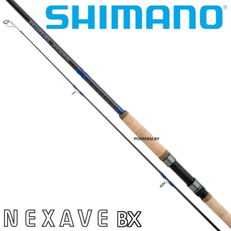 Покупка Удилище карповое SHIMANO Nexave BX S Pilk 300 Light 3,0м. 30-100 гр. в Минске Беларуси