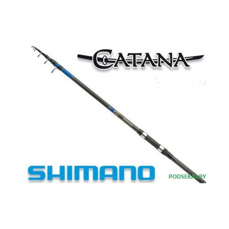 Покупка Удилище карповое SHIMANO Catana CX Tele Boat 2,4м. 50-100 гр. в Минске Беларуси