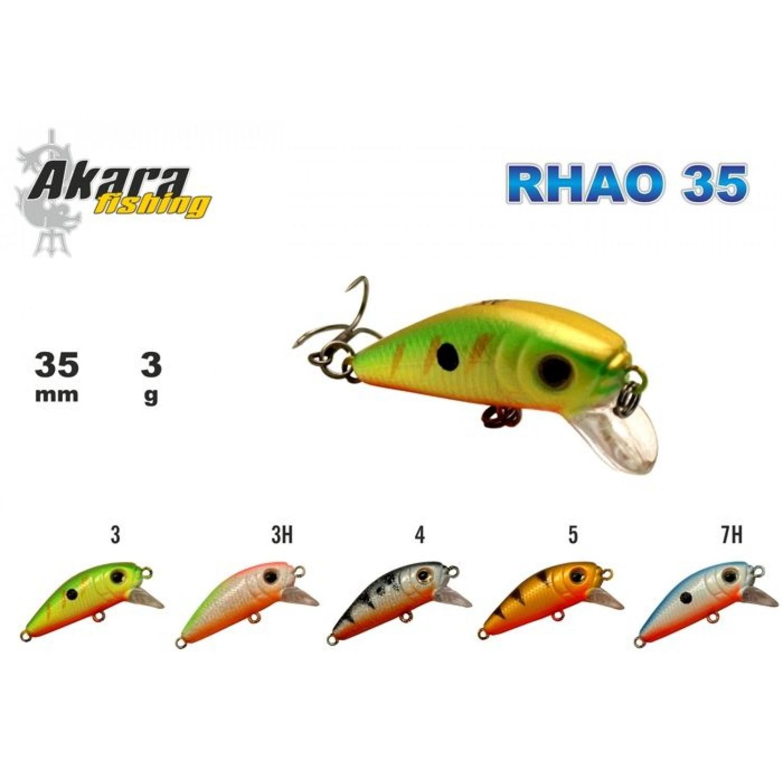 Покупка Воблер AKARA RHAO-35 в Минске Беларуси