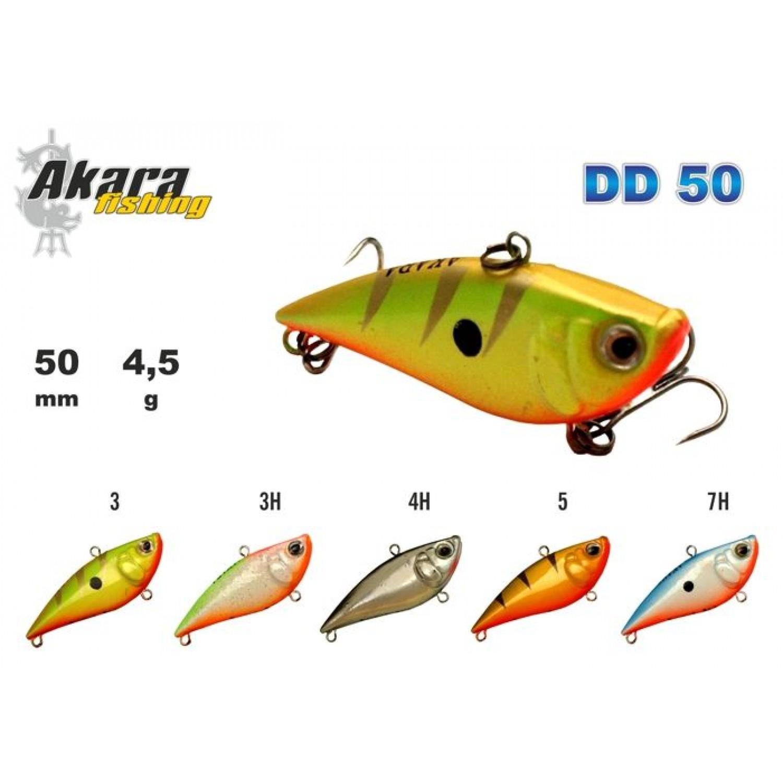 Покупка Воблер AKARA DD-50 в Минске Беларуси