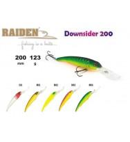 Воблер RAIDEN Downsider 200