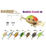 Воблер RAIDEN Bubble Crank 38