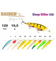 Воблер RAIDEN Deep Killer 120