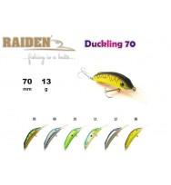Воблер RAIDEN Duckling 70