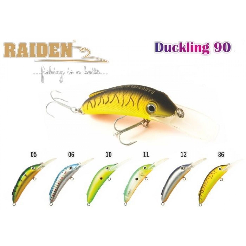 Покупка Воблер RAIDEN Duckling 90 в Минске Беларуси
