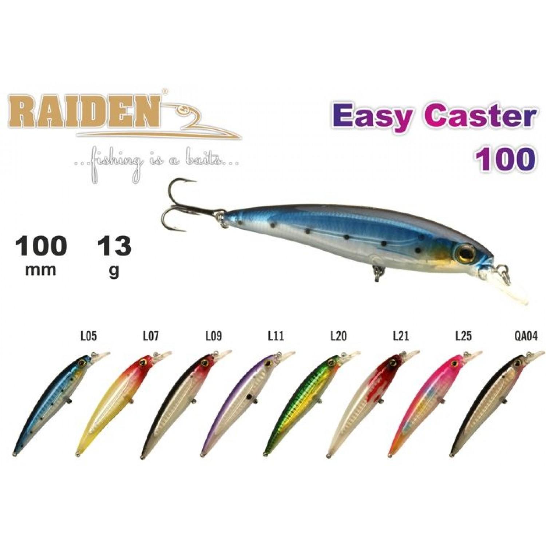 Покупка Воблер RAIDEN Easy Caster 100 в Минске Беларуси