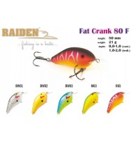 Воблер RAIDEN Fat Crank