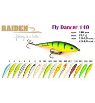 Воблер RAIDEN Fly Danser 140