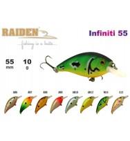 Воблер RAIDEN Infiniti 55