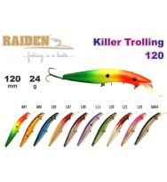Воблер RAIDEN Killer Trolling 120