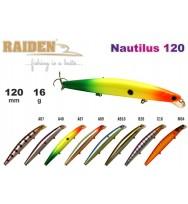 Воблер RAIDEN Nautilus 120