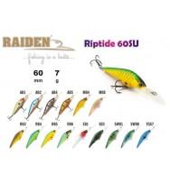 Воблер RAIDEN Riptide 60 SU