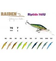 Воблер RAIDEN Riptide 70 SU