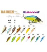 Воблер RAIDEN Riptide M 65 F