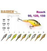 Воблер RAIDEN Roach 90