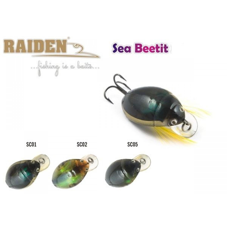 Покупка Воблер RAIDEN Sea Beetit в Минске Беларуси