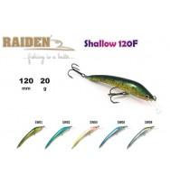 Воблер RAIDEN Shallow 120 F