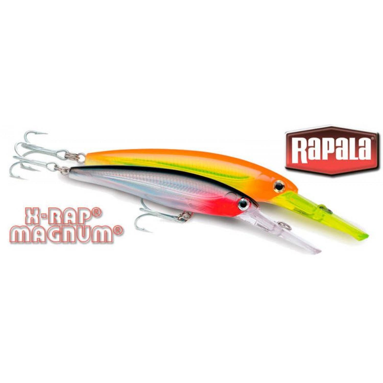 Покупка Воблер RAPALA X-Rap Magnum XRMAG20 в Минске Беларуси