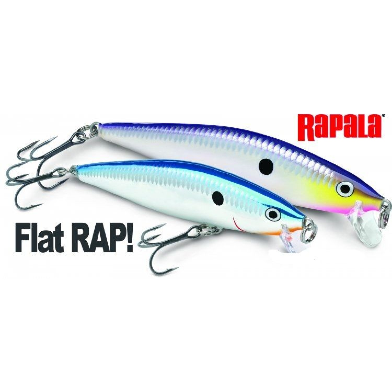 Покупка Воблер RAPALA Flat Rap FLR06 в Минске Беларуси